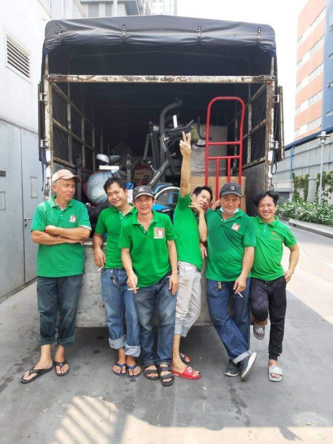 Dịch vụ chuyển nhà nào tốt ở tphcm - Vận tải Liên Minh Sài Gòn