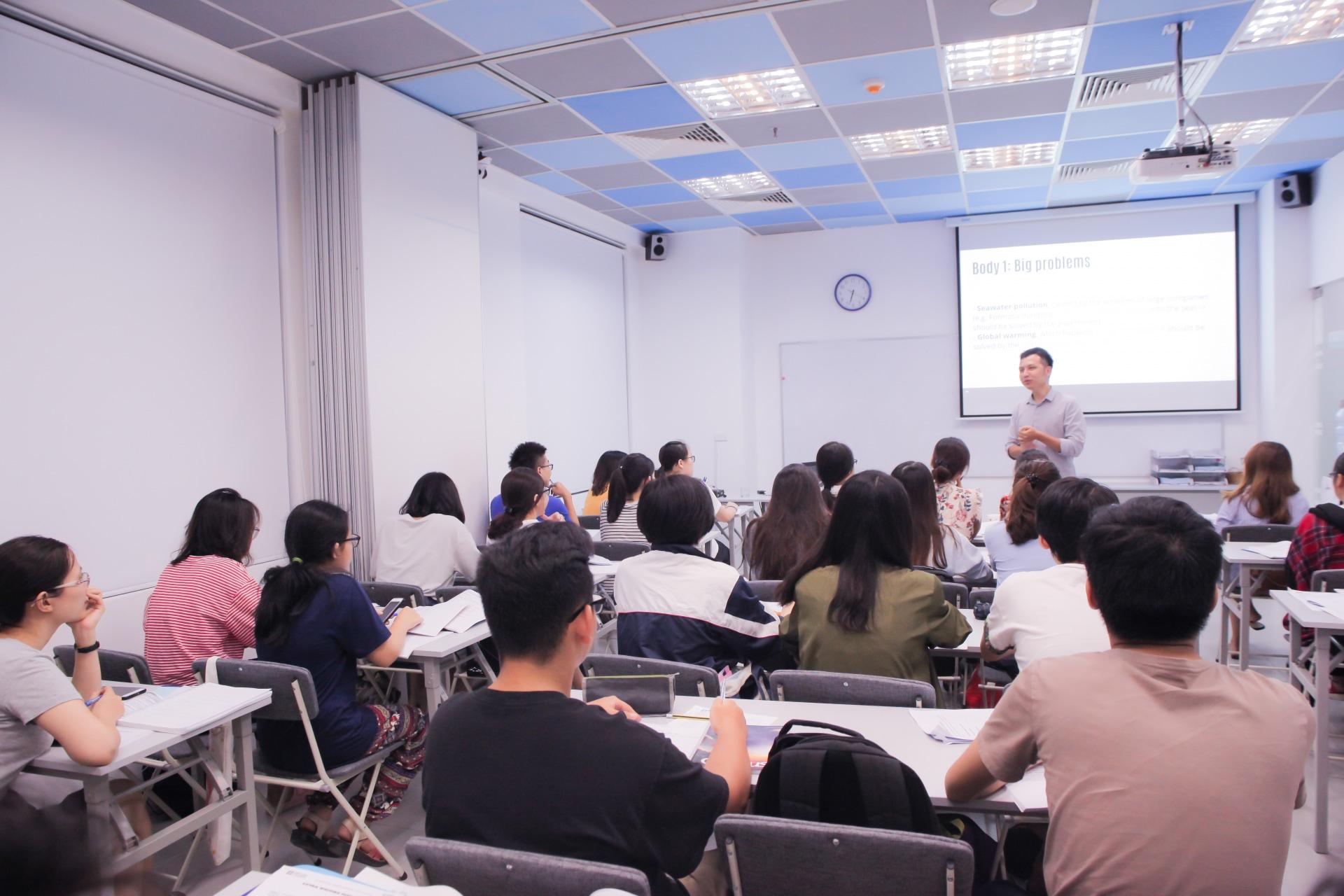 IPP IELTS - trung tâm luyện thi ielts tốt ở tphcm
