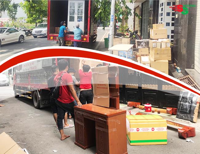 Dịch Vụ Chuyển Nhà SG Moving