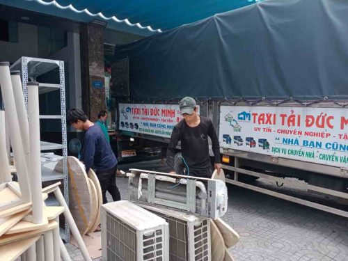 Dịch Vụ chuyển nhà trọn gói tphcm - Vận Tải Đức Minh