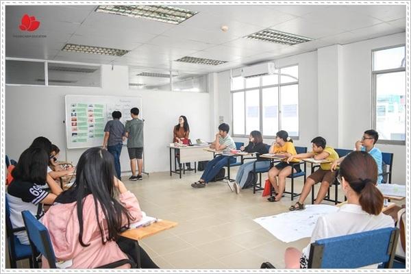 Trung tâm tiếng pháp TPHCM - Trung tâm tiếng Pháp Phuong Nam Education