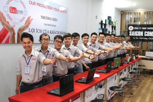Trung tâm sửa chữa máy tính Saigoncomputer.vn