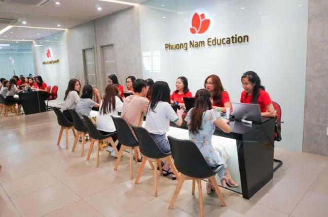 Trung tâm tiếng Hàn Phuong Nam Education