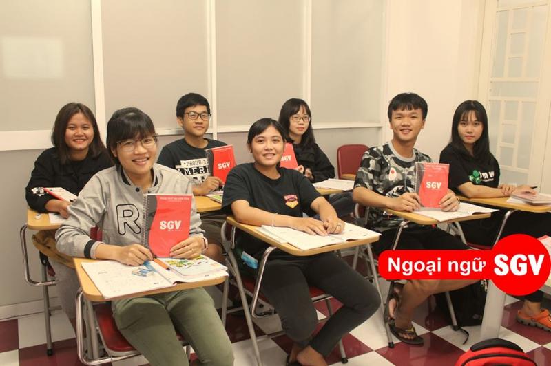 Trung tâm học tiếng hàn tphcm SaiGon Vina