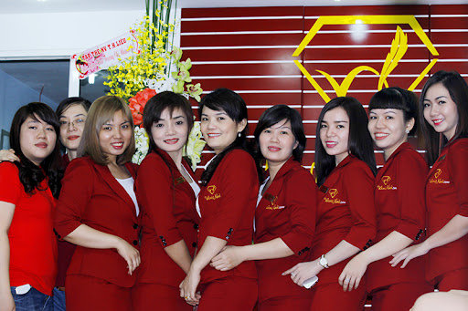 Đội ngũ giảng viên ở World Nail Care