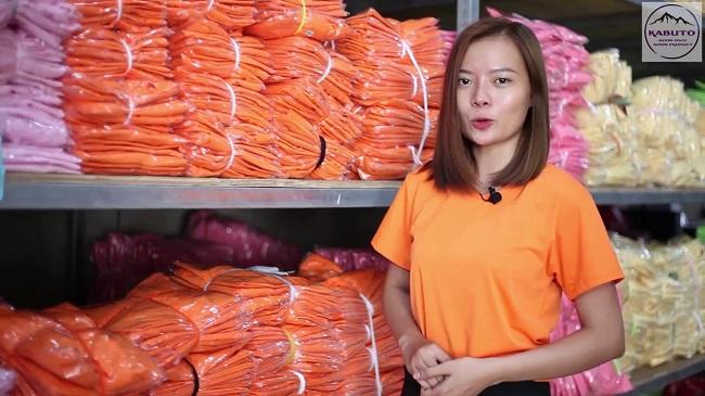 Xưởng áo thun Kabuto