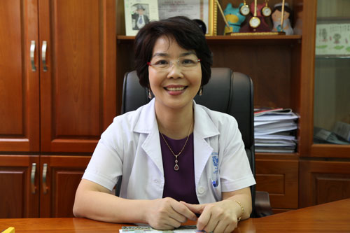 bác sĩ tai mũi họng giỏi ở hà nội - Lương Thị Minh Hương