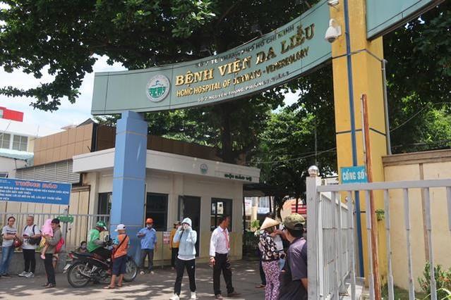 địa chỉ trị mụn uy tín tại tphcm - Bệnh viện Da liễu TPHCM