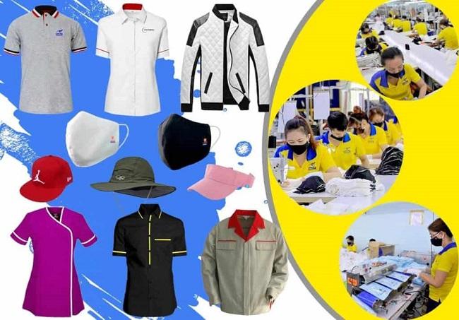 Xưởng may Dony - Chuyên may, in áo thun - đồng phục uy tín ở HCM