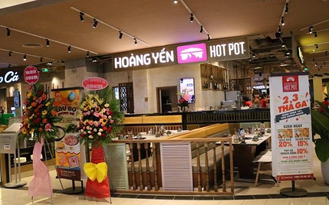 Hoàng Yến Hotpot - quán lẩu ngon tại quận 10