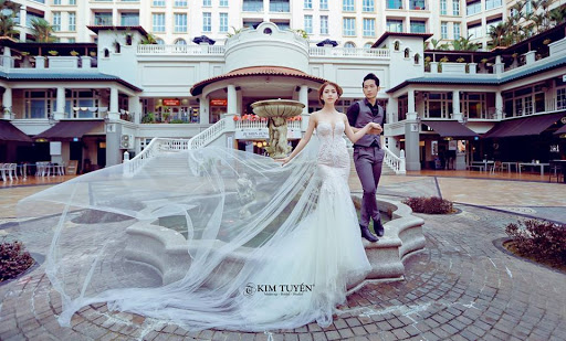 Chụp ảnh cưới đẹp giá rẻ tại Kim Tuyến Bridal