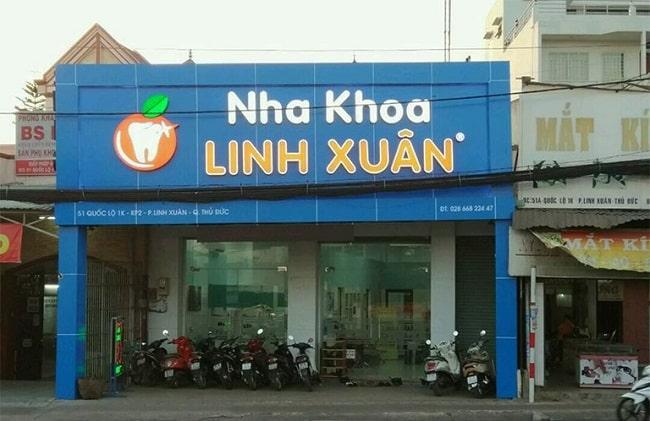 Trung tâm Nha khoa Linh Xuân