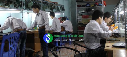 Địa chỉ sửa laptop uy tín Hà Nội - Laptop Nhất Long