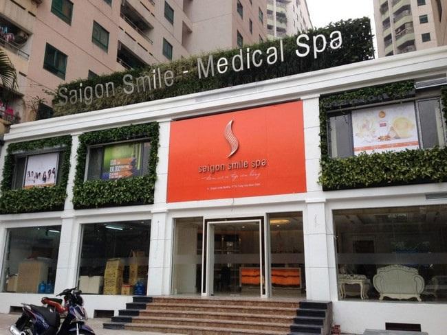 Thẩm mỹ Saigon Smile Spa
