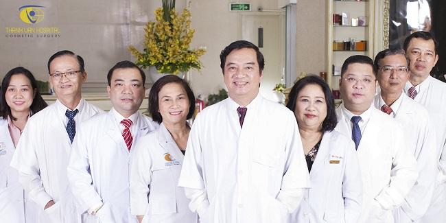 Bác sĩ tại Thẩm mỹ Thanh Vân