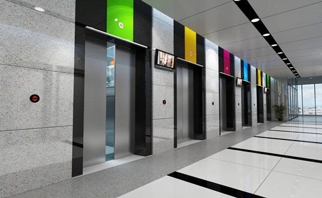 Dự án hoàn thành Công ty công nghệ và kỹ thuật thang máy Hàn Lâm - Hình minh họa