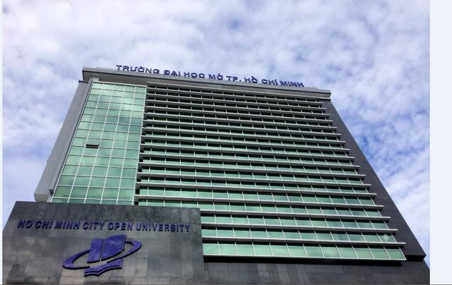 TOP các trường đại học lấy điểm thấp Ở TPHCM - Trường Đại Học Mở