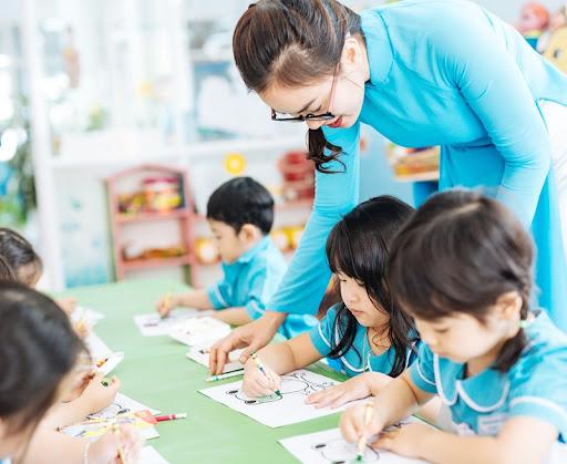Trường mầm non chất lượng cao Skyline Đà Nẵng