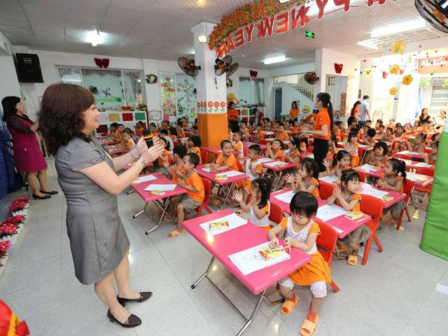 Trường Mầm non Thần Đồng Việt