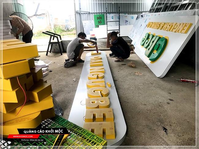 Công ty TNHH xây dựng và quảng cáo Khởi Mộc