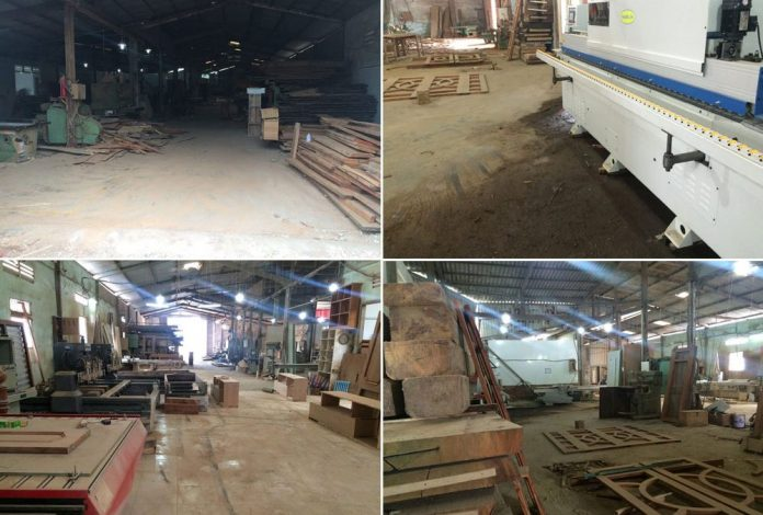 Xưởng mộc, xưởng gỗ nội thất tphcm