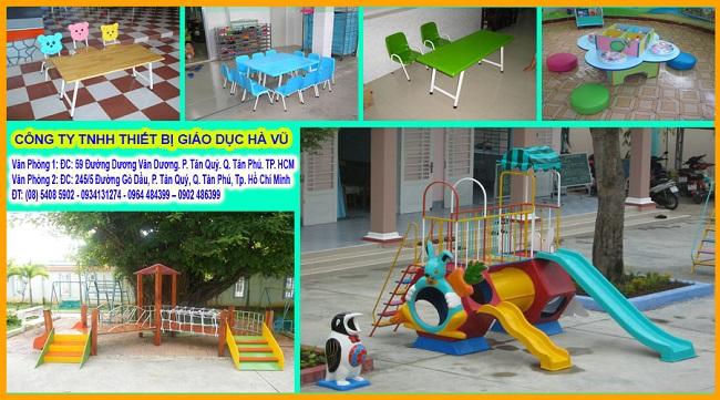 Hà Vũ - Cửa hàng đồ chơi mẫu giáo