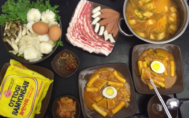 Hancook Korean Fast Food - Quán ăn vặt ngon Quận 10