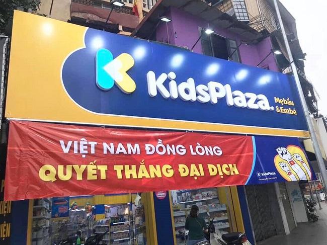 Cửa hàng Kidsplaza - Cửa hàng đồ chơi mẫu giáo