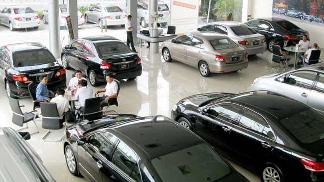 Showroom ô tô TPHCM chất lượng, uy tín nhất