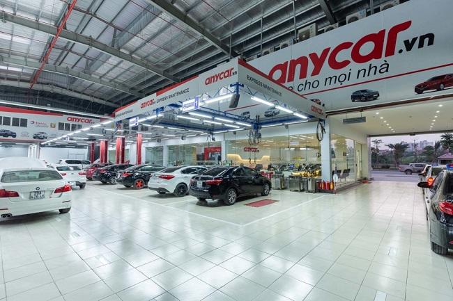Anycar Sài Gòn - Showroom ô tô TPHCM