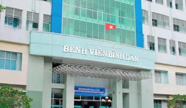 Bệnh viện Bình dân - Phòng khám bệnh trĩ uy tín