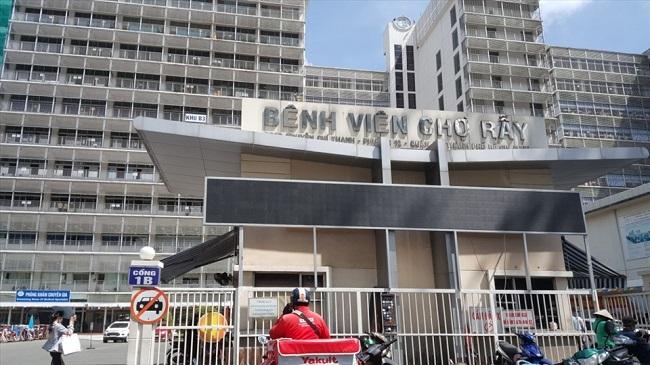 Bệnh viện Chợ Rẫy - Phòng khám bệnh trĩ uy tín