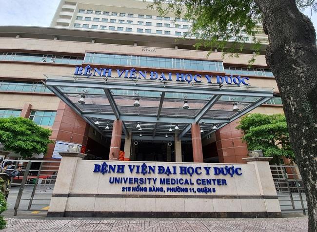 Bệnh viện Đại học Y dược TPHCM - Phòng khám bệnh trĩ uy tín
