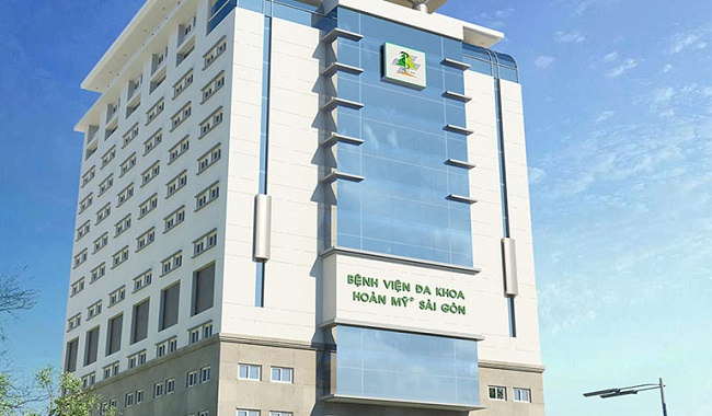 Bệnh viện Hoàn Mỹ Sài Gòn - Phòng khám bệnh trĩ uy tín