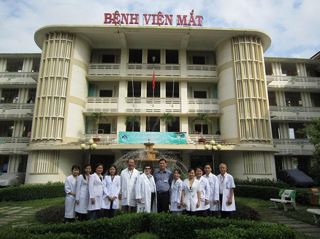 Bệnh viện Mắt TPHCM - Địa chỉ khám mắt ở TPHCM