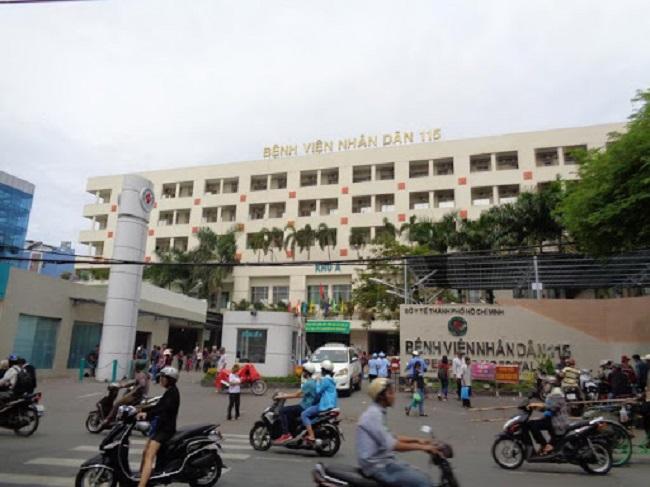 Bác sĩ Bệnh viện Nhân dân 115 - Địa chỉ khám sức khỏe tổng quát