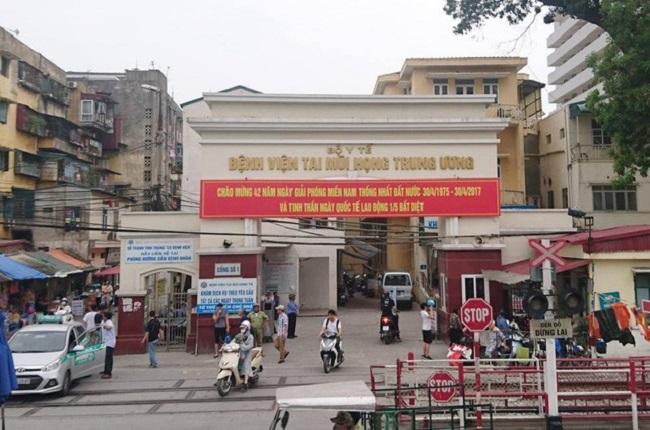 Bệnh viện Tai Mũi Họng Trung Ương - Địa chỉ khám Tai Mũi Họng