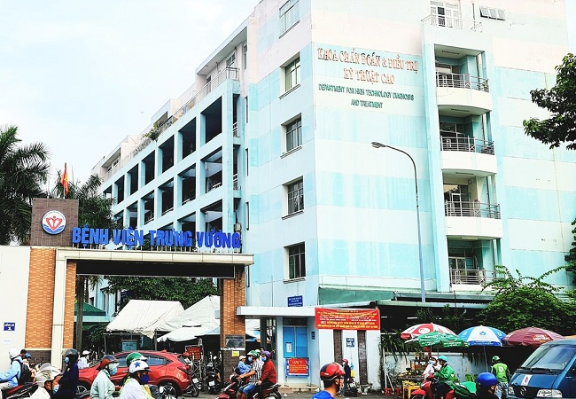 Khoa Mắt - Bệnh viện Trưng Vương - Địa chỉ khám mắt ở TPHCM