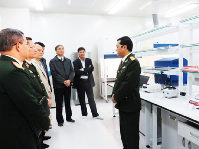 Trung tâm giám định gen của Bộ Công An - Địa chỉ xét nghiệm gen ADN