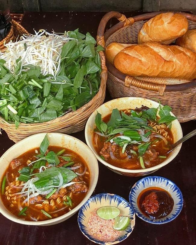 Bò Kho Gánh Sài Gòn - Ăn vặt ngon ở Quận 10