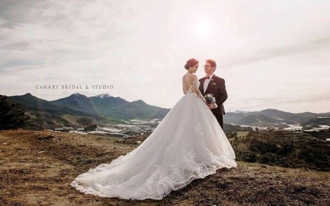 Canary - Địa chỉ cho thuê váy cưới tại TPHCM