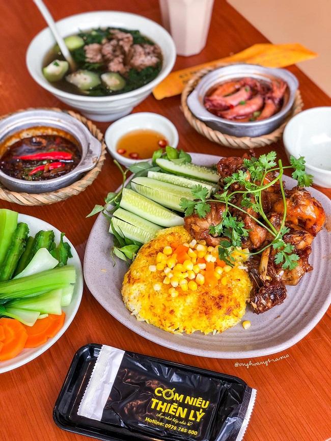 Cơm Niêu Thiên Lý - quán ăn gia đình quận 10