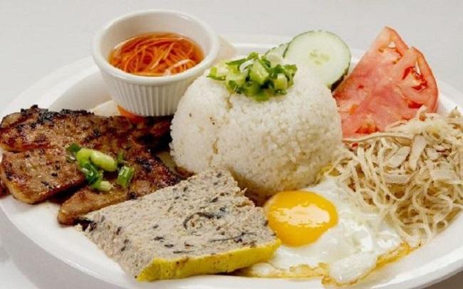 Cơm Tấm Phương Dung - Quán ăn sáng quận 5