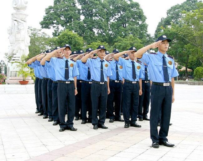 Công ty dịch vụ bảo vệ Biên Hòa Đồng Nai uy tín
