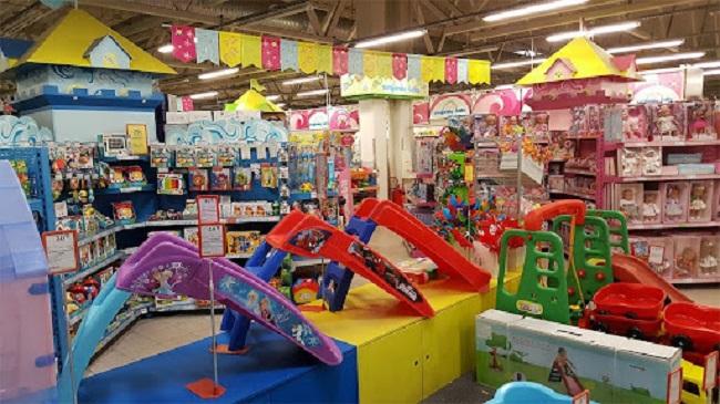 Cửa hàng đồ chơi mẫu giáo tại TPHCM