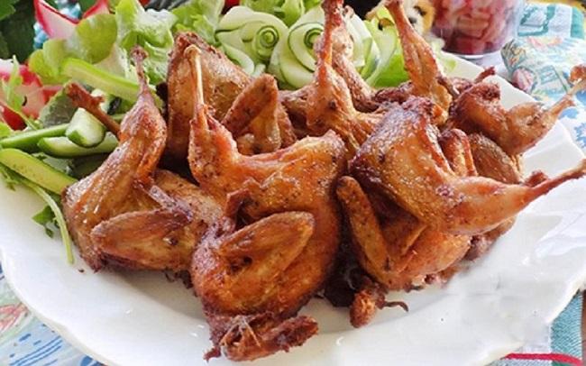 Cút Chiên Bơ - Quán ăn vặt ngon ở Quận 10
