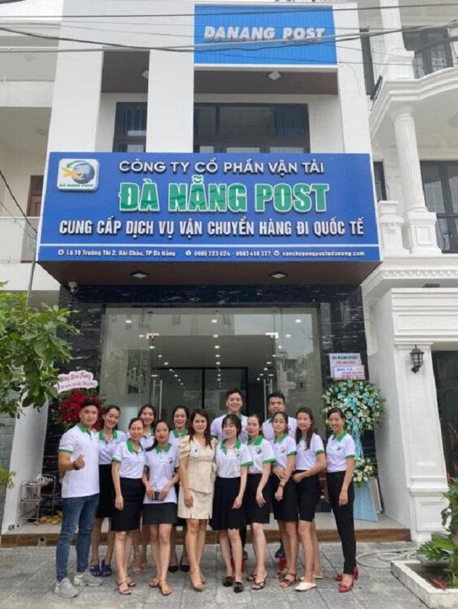 Công ty CP Vận tải Quốc tế Đà Nẵng - Dịch vụ chuyển phát nhanh Đà Nẵng