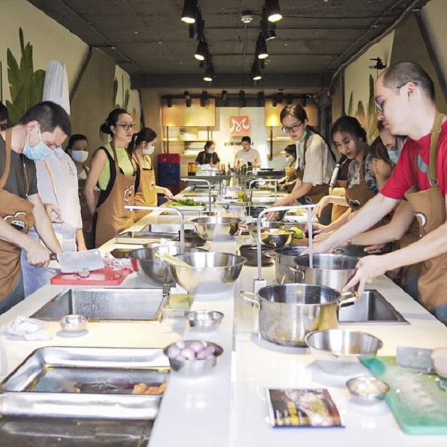Bếp Gia Đình - Trang web dạy nấu ăn