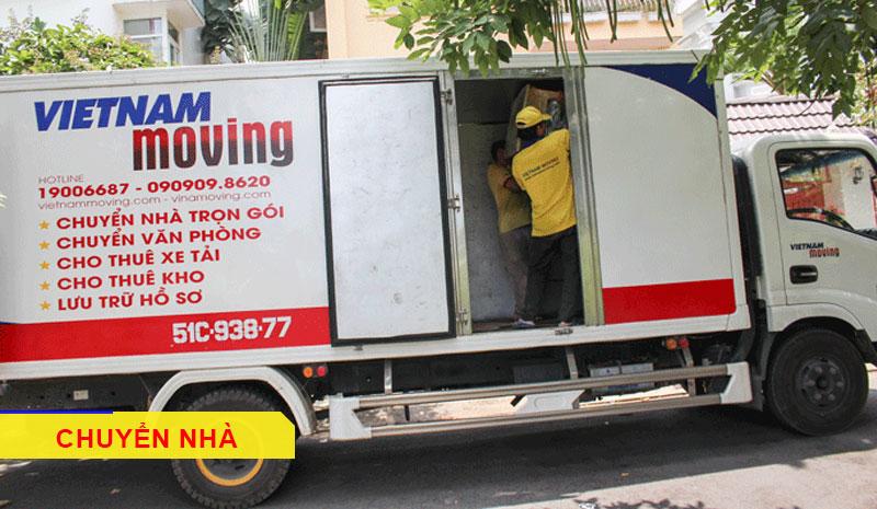 Dịch vụ chuyển nhà trọn gói tphcm Vietnam Moving