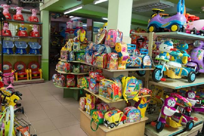 Đồ chơi Chợ Lớn - Cửa hàng đồ chơi mẫu giáo